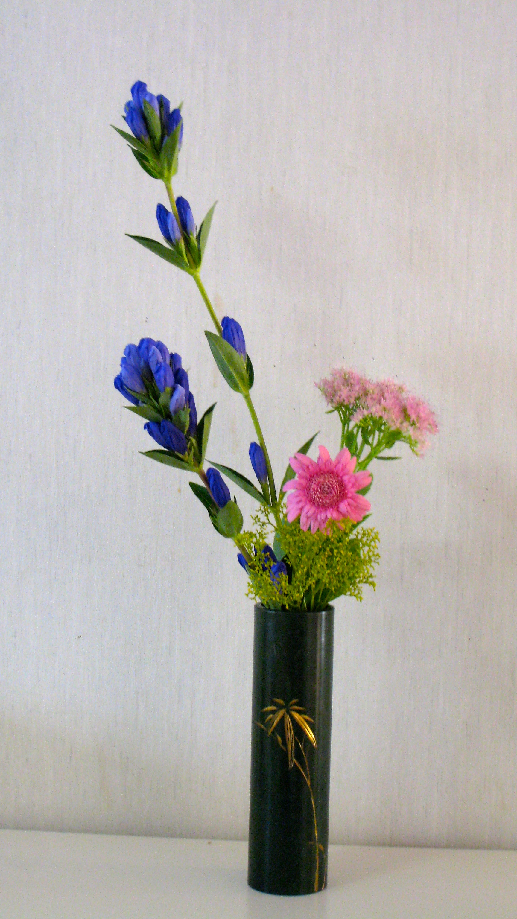 My Ikebana Together In Japan Page 3